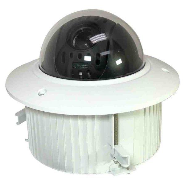 12X Elite Starlight HD 1080p 2MP Flush Mount PTZ Security Camera