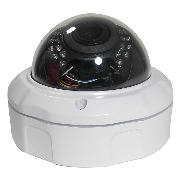 2MP Alliance Motorized Zoom HD-TVI/CVI/AHD/CCTV IR Vandal Dome Security Camera