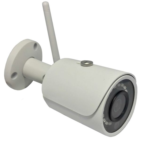 4MP Elite Network IP WiFi Wireless IR Bullet Security Camera