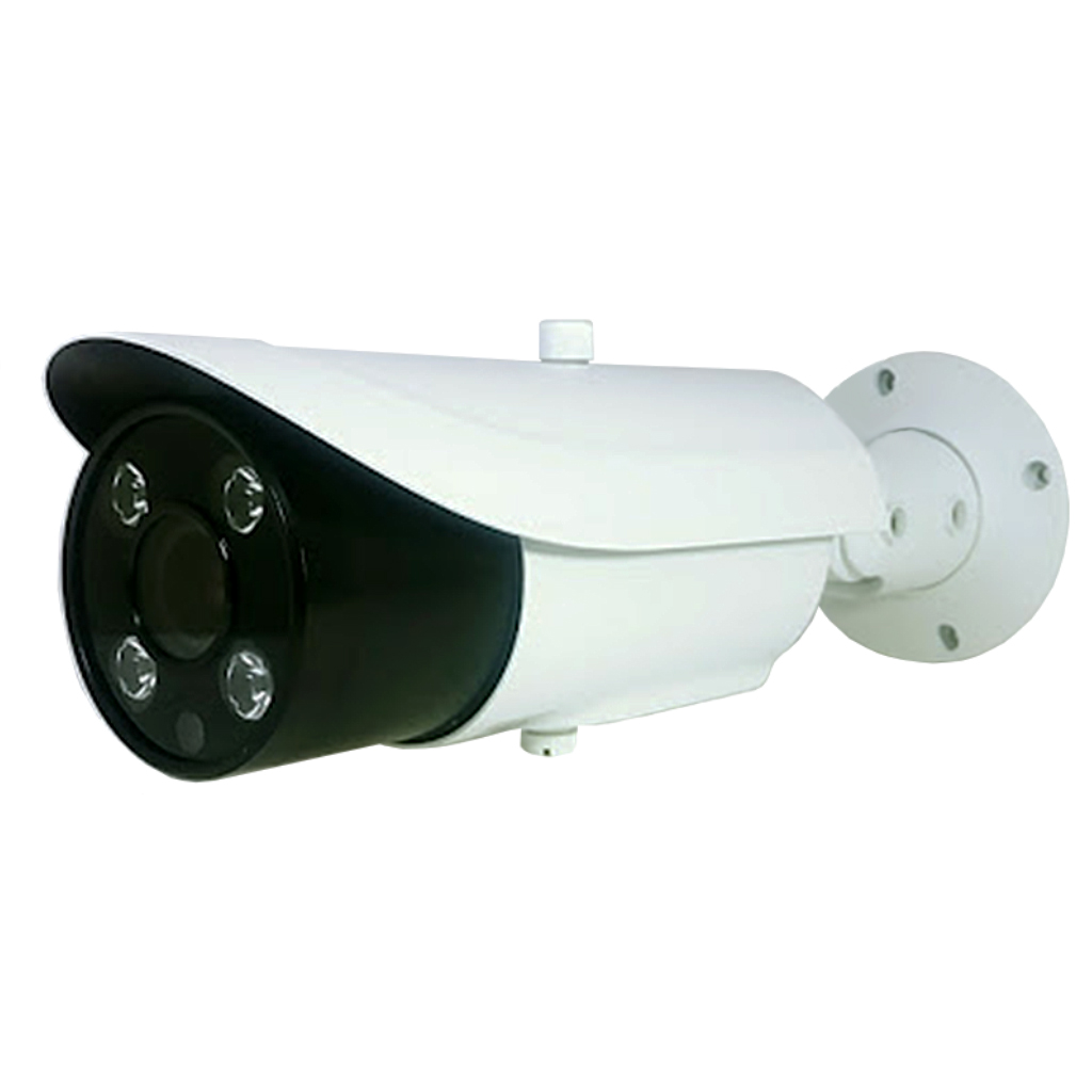 S Series 4MP Motorized 9-22mm Zoom License Plate Security Camera, IR