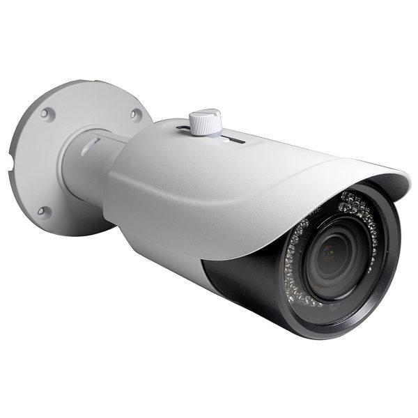 5MP Sibell IP IR Motorized Zoom Bullet Security Camera w/ 2 way Audio