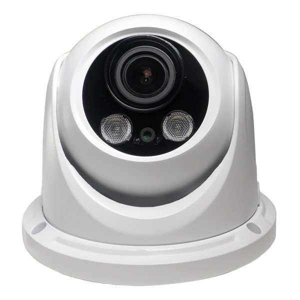 5MP Sibell IP IR Motorized Zoom Dome Security Camera with Audio