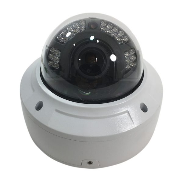 8MP Sibell IP IR Motorized Vandal Dome Security Camera