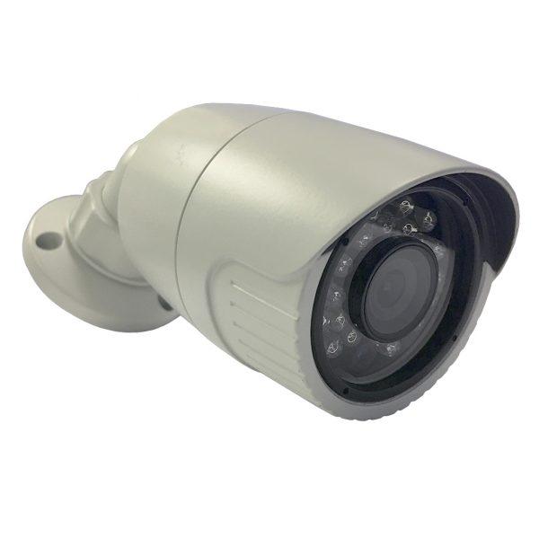 Alliance 1MP/720p HD-CVI/TVI/AHD/Analog IR Bullet Security Camera