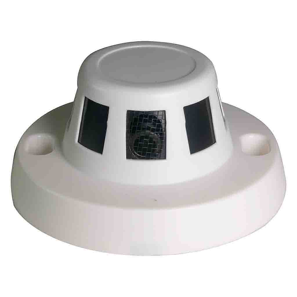 Alliance 2MP HD Over Coax 1080p Covert Smoke Detector Camera 2.8mm