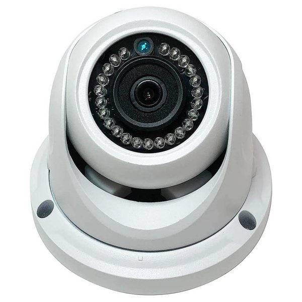 Alliance 4MP HD-TVI IR Eyeball Dome Security Camera with 2.8mm lens