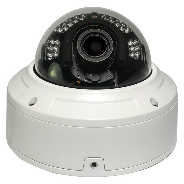 Alliance 5MP 4-in-1 HD CVI/TVI/AHD/CCTV Motorized Vandal Dome Security Camera