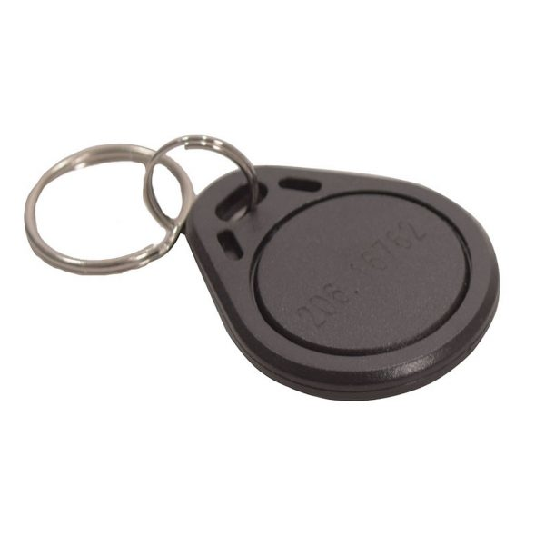DX Series 125KHz Access Control Key FOB (Black)