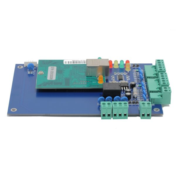 Series Single Door TCP/IP Web Server Controller