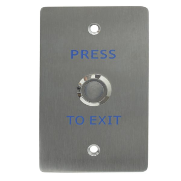 DX Series Stainless Steel Luminous Exit Button