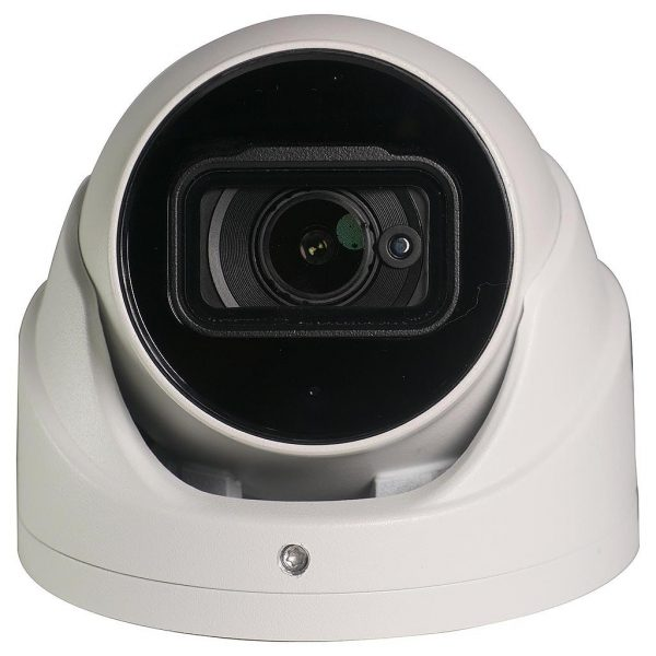 Elite 8MP 2.8mm HD-CVI IR Eyeball Dome Security Camera