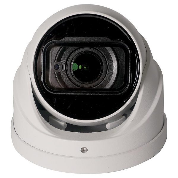 Elite 8MP Motorized 3.7-11mm HD-CVI IR Eyeball Dome Security Camera