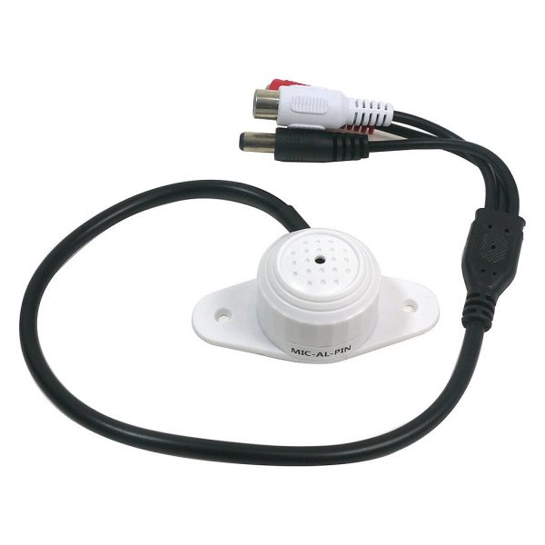Advanced Pinhole CCTV Microphone
