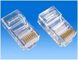 RJ45 Jacks for network cables