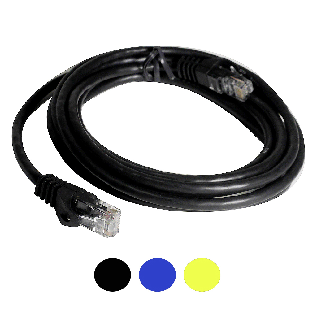 10ft Prefabricated CAT6 Patch Cable