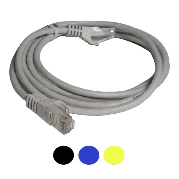 5ft Prefabricated CAT6 Patch Cable