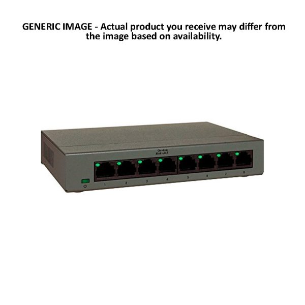 8 Port Gigabit Switch