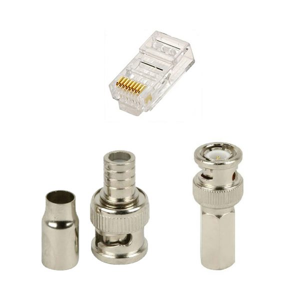 Security Camera Connectors