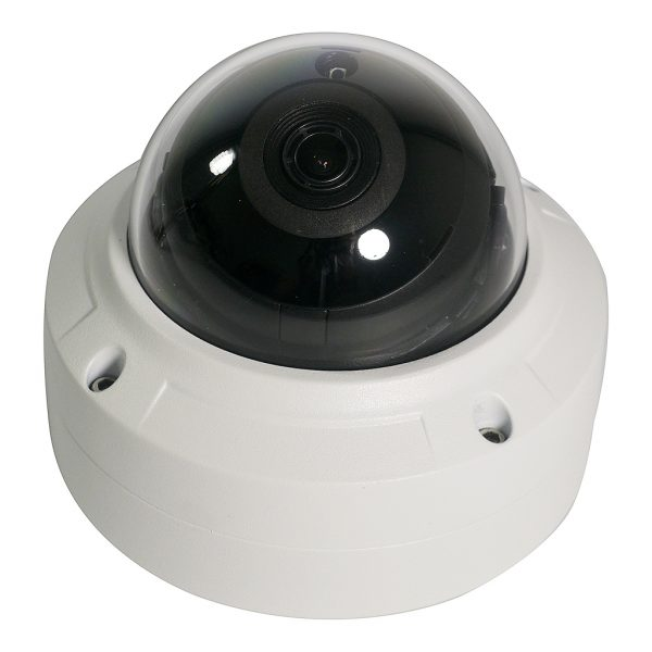 Alliance 5MP 4-in-1 HD CVI/TVI/AHD/CCTV IR Vandal Dome Security Camera