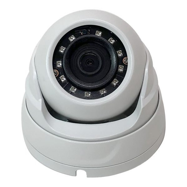 Elite 2MP 2.8mm IP Network Eyeball Dome Security Camera