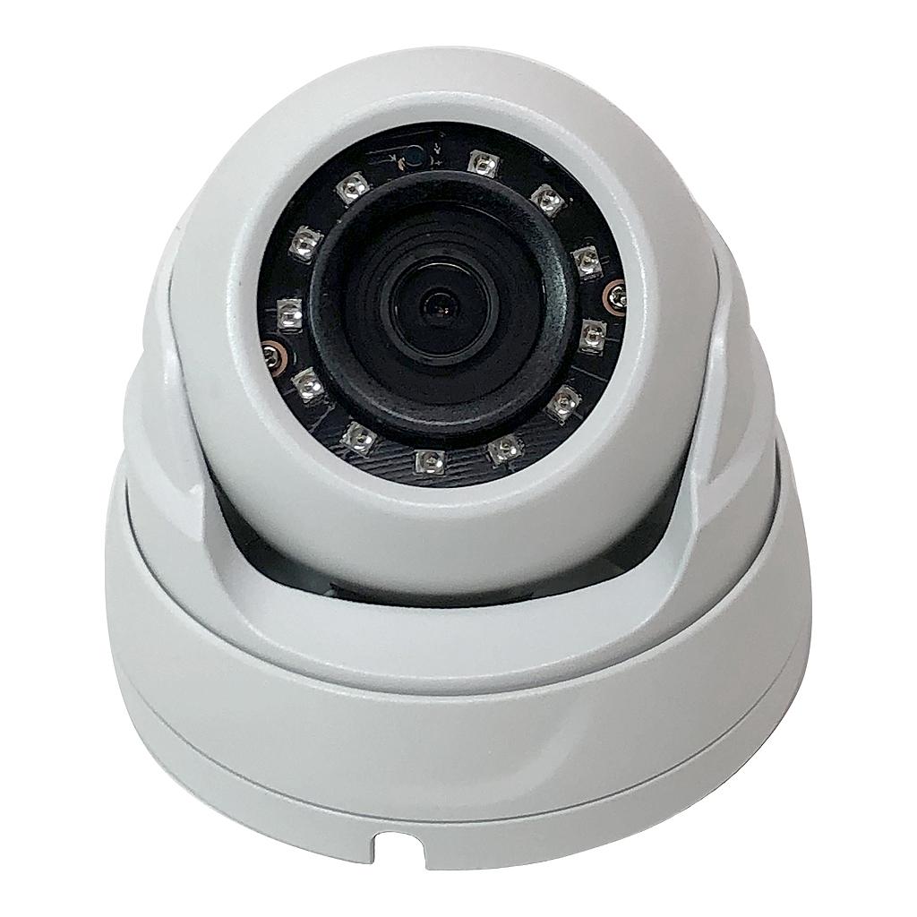 Elite 2MP 2.8mm IP Network Eyeball Dome Security Camera
