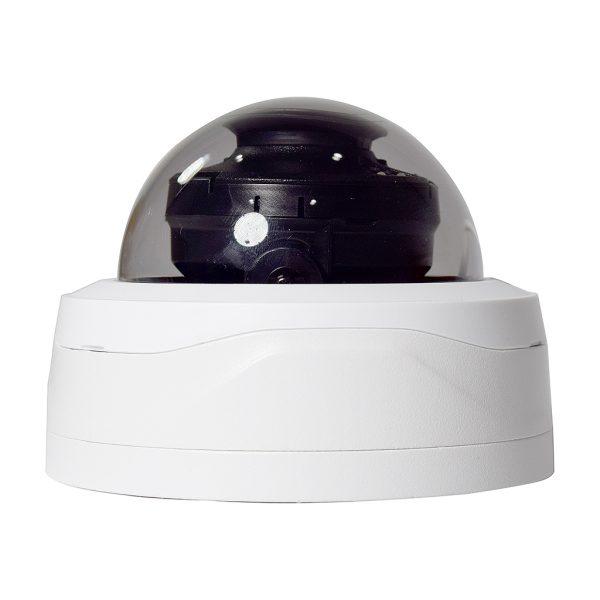 Elite 2MP 2.8mm Starlight IP Vandal Dome Camera W/ Audio & ePoE