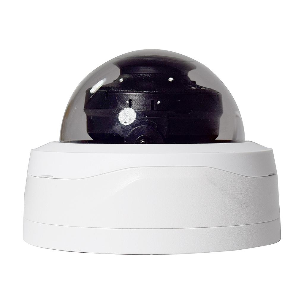 2MP E Series 2 8mm IP Vandal Dome Starlight Camera w/ Audio & ePoE
