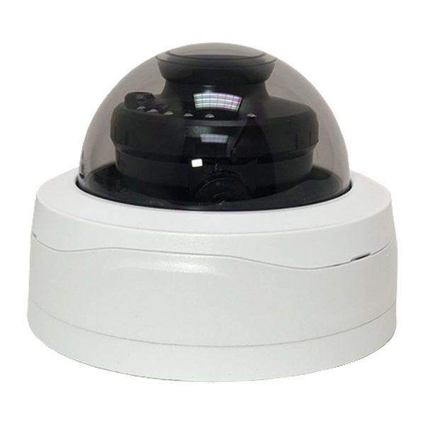 Elite 2MP 2.8mm Starlight™ HD-TVI/CVI/AHD/Analog Vandal Dome IR Security Camera