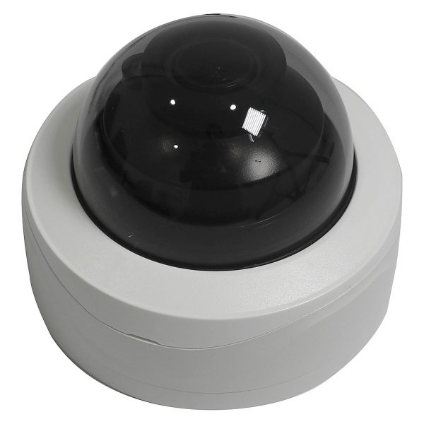 Elite 2MP Starlight™ Motorized HD-TVI/CVI/AHD/Analog IR Vandal Dome