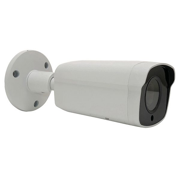 Elite 4MP IP Network Bullet Camera with Motorized Zoom Lens