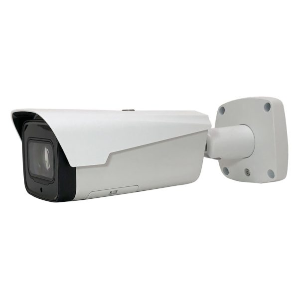Elite 4MP Motorized Low Light IP License Plate Security Camera