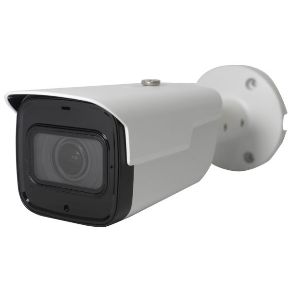 Elite 5MP Motorized 4-in-1 Starlight Bullet Security Camera W/ Audio