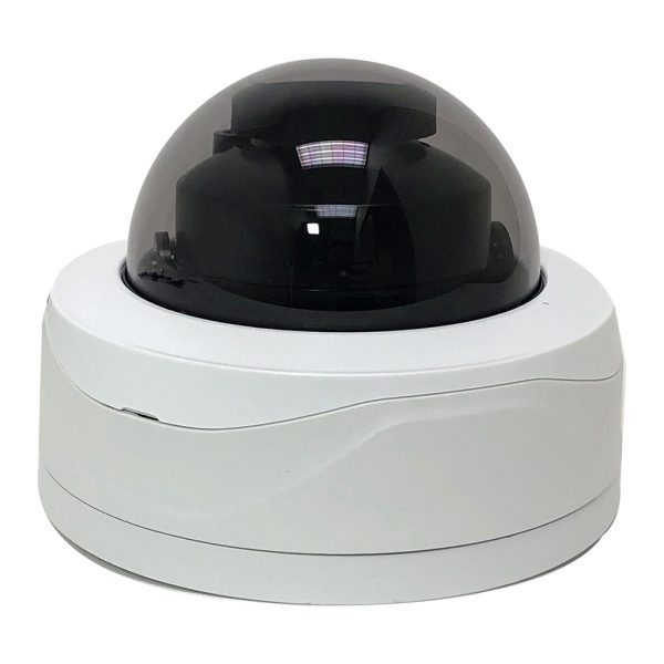 Elite 5MP Motorized 4-in-1 Starlight Vandal Dome W/ Audio