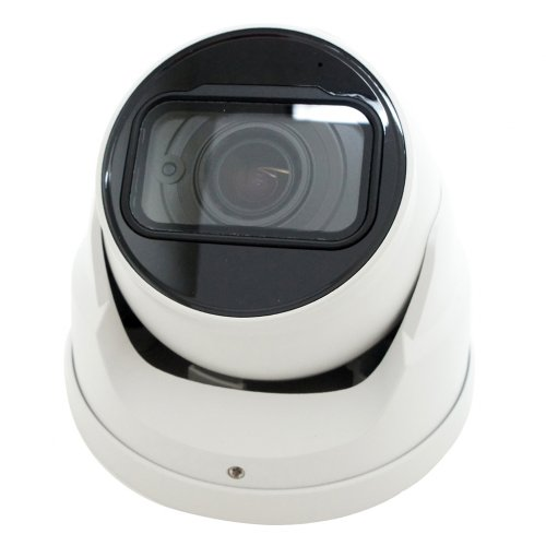 Elite 6MP Motorized Starlight IP Eyeball Dome Camera W/ Audio and ePoE